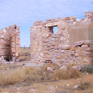 Lake Harry Ruins