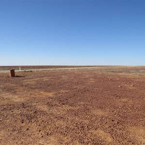 Drum is typical outback signpost