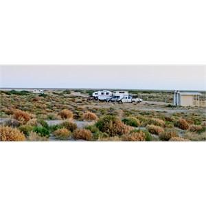 Campsite at Halligan Bay (Aug 10)