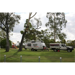 Bowenville Reserve Camping Area