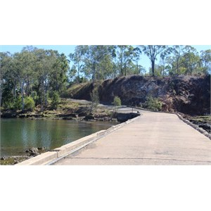 Old Bruce Highway bridge