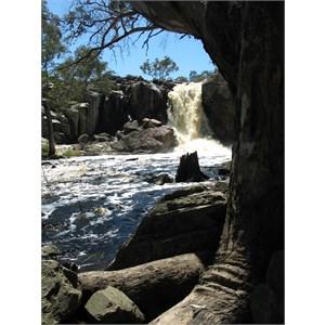 Nigretta Falls on the Wannon River