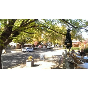 Hahndorf in Autumn