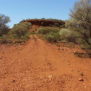 Mount Gordon - November 2010