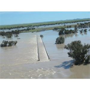 March 2010 Cooper Ck flood