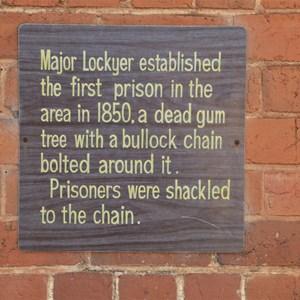 Old Wentworth Gaol