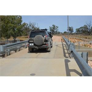 Cement Bridge (to Lock 8)