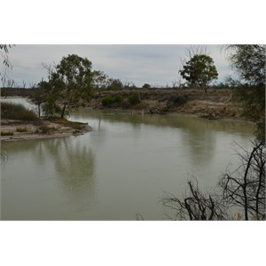 Rufus River & Lookout