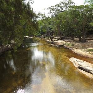 August 2016 downstream