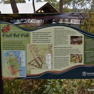 Fruit Bat Falls