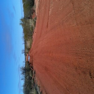 Junction Rudall River Rd & Access to Hanging Rock