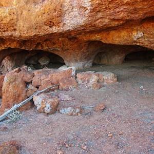 Breaden Bluff Caves