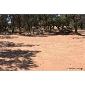 Belah Campground Mungo NP