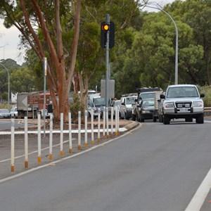 Paringa Historic Spanning Bridge
