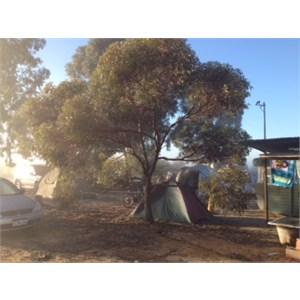 camping at Koora Retreat