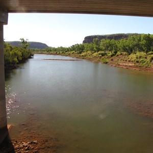 Downstream view June 2010