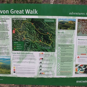Information for the Great Carnarvon Walk