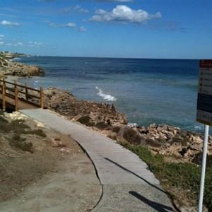 Ada St Beach