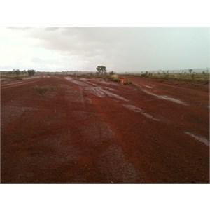 Access track to Kurramudda Bore off Wapet Trk