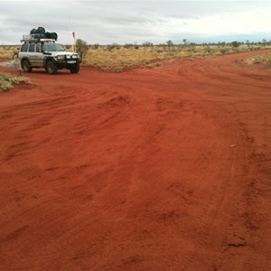 Kidson Track (Wapet Rd) & Canning Stock Route