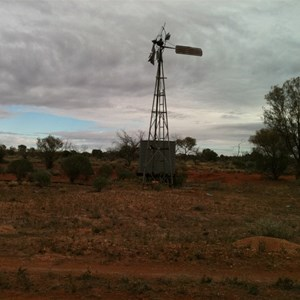Eagle Hwy Wind Mill & Bore