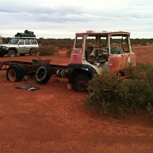 Truck Wreck Gunbarrel Hwy