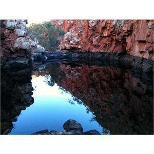 Desert Queens Bath Upper Pool