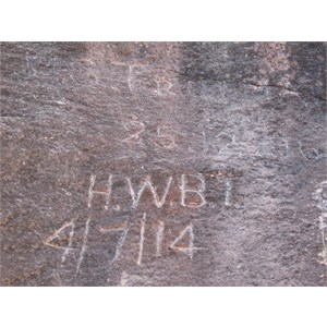 Trotman Inscription