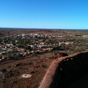 Radio Hill Lookout