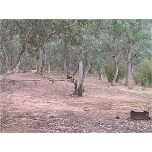 Bull Flat camp ground