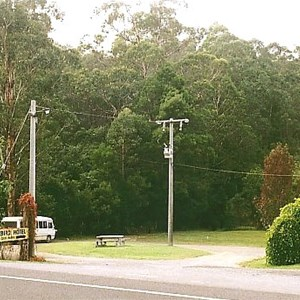Bellbird Rest Area