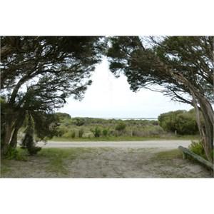 3 Mile Bend Camp Area