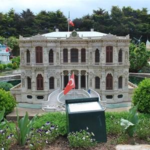 Kucuksu Pavilion, Turkey