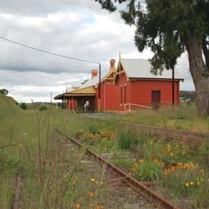 Carcoar Station Buildings