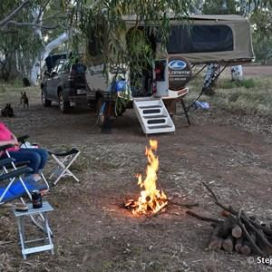 Sturt Creek Camp Area