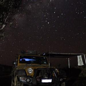 Wolfe Creek Meteorite Crater Camping Area