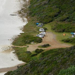 Shelley Beach Camping Area