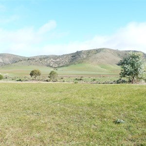 Outlook From Burra gorge Campground