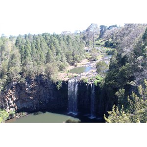 Dangar Falls from the Lookout
