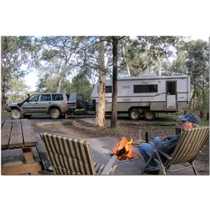 Aspley Gorge Campground