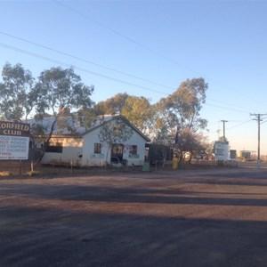 Corfield Rest Area