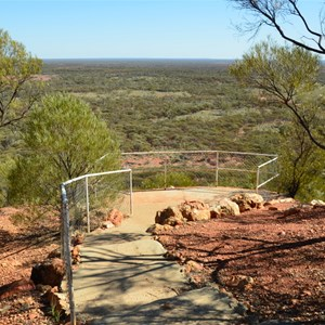 Swanvale Jump Up Lookout & Rest Area