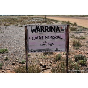 Warrina Siding