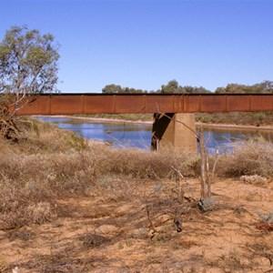Peake Creek Railway Crossing