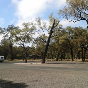 Cassalis Rest Area - plenty of space to rest