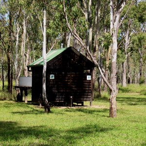 Lake Murphy Toilet Block