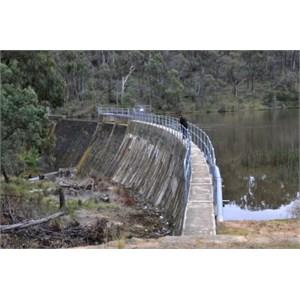 Burraga Dam