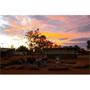 Warakurna Roadhouse Campground