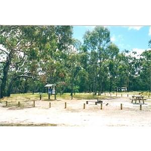 Baileys Rocks camp ground