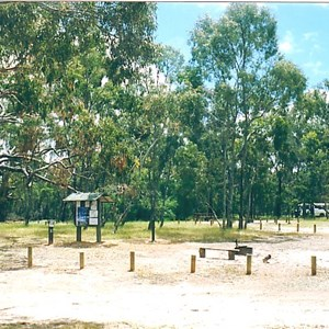 Baileys Rocks camp ground